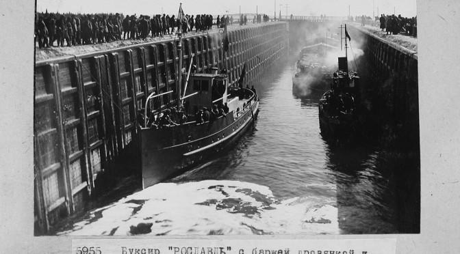 Les Zeks du Canal de la mer Blanche : photographies