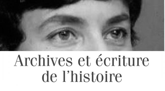 Cahiers Jean-Richard Bloch : hommages à Nicole Racine