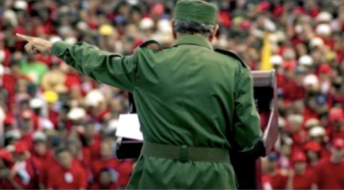 Fidel Castro stratège de l'image, ou la mise en scène de la Révolution